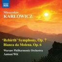 作曲家名: Ka行 - カルウォヴィチ、ミエチスラフ(1876-1909) / 復活交響曲、『ビアンカ・ダ・モレナ』 ヴィット&ワルシャワ・フィル 輸入盤 【CD】