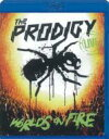 THE PRODIGY プロディジー / Live - World's On Fire (+CD) 【BLU-RAY DISC】