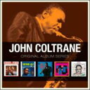 【送料無料】 John Coltrane ジョンコルトレーン / 5cd Original Album Series Box Set 輸入盤 【CD】
