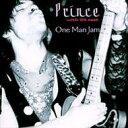 Prince プリンス / One Man Jam 輸入盤 【CD】
