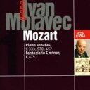 作曲家名: Ma行 - Mozart モーツァルト / Piano Sonatas.13, 14, 16, Fantasy: Moravec 輸入盤 【CD】