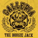 朋克, 硬核 - THE BOOGIE JACK / GALLERIA 【CD】