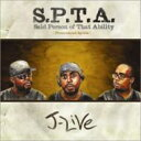 艺人名: J - J Live ジェイライブ / S.p.t.a. Said Person Of That Ability 輸入盤 【CD】