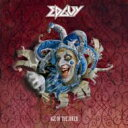 Artist Name: E - 【送料無料】 Edguy エドガイ / Age Of The Joker 【CD】