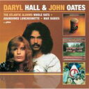 Hall&Oates (Daryl Hall&John Oates) ホール&オーツ / Whole Oates / Abandoned Luncheonette / War (2CD) 輸入盤 【CD】