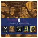 艺人名: X - 【送料無料】 X / 5cd Original Album Series Box Set 輸入盤 【CD】