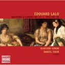 Composer: Ra Line - 【送料無料】 Lalo ラロ / String Quartet, Piano Trio, 3, : Quatuor Simon D.isoir(P) 輸入盤 【CD】