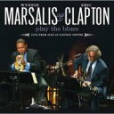 Artist Name: W - 【送料無料】 Wynton Marsalis / Eric Clapton / Play The Blues - Live From Jazz At Lincoln Center 輸入盤 【CD】