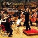 作曲家名: Ma行 - 【送料無料】 Mozart モーツァルト / 交響曲第39番、第40番 アバド&モーツァルト管弦楽団 【SHM-CD】