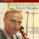Mendelssohn メンデルスゾーン / メンデルスゾーン、ブルッフ:ヴァイオリン協奏曲 メニューイン、クルツ、ジュスキント&フィルハーモニア管弦楽団(180グラム重量盤LP) 【LP】