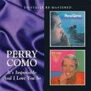 藝人名: P - Perry Como ペリーコモ / It's Impossible / And I Love You So 輸入盤 【CD】