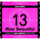 Dean & Britta / 13 Most Beautiful 輸入盤 【CD】