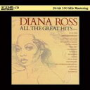 Artist Name: D - 【送料無料】 Diana Ross ダイアナロス / All The Great Hits 輸入盤 【CD】