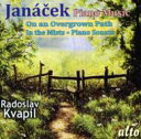 Composer: Ya Line - Janacek ヤナーチェク / Piano Sonata, On An Overgrown Path, Etc: Kvapil 輸入盤 【CD】
