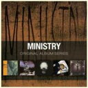艺人名: M - 【送料無料】 Ministry ミニストリー / 5cd Original Album Series Box Set 輸入盤 【CD】