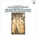 Vivaldi ヴィヴァルディ / ヴァイオリン協奏曲集『四季』 ジャリ、パイヤール&パイヤール室内管弦楽団(1970) 【CD】