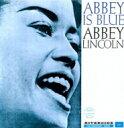 Abbey Lincoln アビーリンカーン / Abbey Is Blue 【LP】