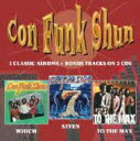 Artist Name: C - 【送料無料】 Con Funk Shun コンファンクシャン / Touch / Seven / To The Max 輸入盤 【CD】