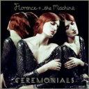 艺人名: F - 【送料無料】 Florence & The Machine フローレンスアンドザマシーン / Ceremonials (Bonus Tracks) 輸入盤 【CD】