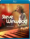 Steve Winwood スティーブウィンウッド / Live In Concert 【BLU-RAY DISC】