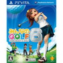 Game Soft (PlayStation Vita) / みんなのGOLF 6 【GAME】