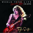 艺人名: T - 【送料無料】 Taylor Swift テイラースウィフト / Speak Now World Tour Live 【CD】