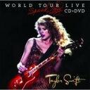 藝人名: T - 【送料無料】 Taylor Swift テイラースウィフト / Speak Now World Tour Live 【CD】