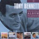 Artist Name: T - 【送料無料】 Tony Bennett トニーベネット / Original Album Classics 輸入盤 【CD】