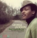 Artist Name: G - George Jackson ジョージジャクソン / Don't Count Me Out: Fame Recordings 1 輸入盤 【CD】