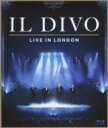 Il Divo イルディーボ / Live In London 【BLU-RAY DISC】