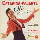 艺人名: C - Caterina Valente カテリーナバレンテ / Ole - Plenty Valente 輸入盤 【CD】