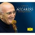 【送料無料】 ヴァイオリンに捧げた人生〜サルヴァトーレ・アッカルドの芸術(8CD限定盤) 輸入盤 【CD】