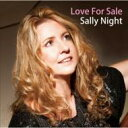 藝人名: S - 【送料無料】 Sally Night / Love For Sale 【CD】