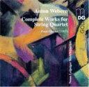 作曲家名: A行 - Webern ベーベルン / Comp.string Quartets: New Leipzig Sq 輸入盤 【CD】
