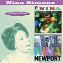 Artist Name: N - Nina Simone ニーナシモン / Forbidden Fruit / At New 輸入盤 【CD】