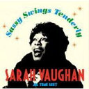 Sarah Vaughan サラボーン / Sassy Swings Tenderly: All Time Best 【CD】