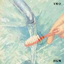 YMO (Yellow Magic Ohchestra) イエローマジックオーケストラ / BGM 【CD】