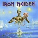 IRON MAIDEN アイアンメイデン / Seventh Son Of A Seventh Son 輸入盤 【CD】