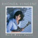 艺人名: R - 【送料無料】 Rhonda Vincent / Back Home Again 輸入盤 【CD】