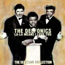 Artist Name: T - The Delfonics デルフォニックス / La La Means I Love You - Definitive Collection 輸入盤 【CD】