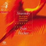 【】Stravinsky 斯特拉文斯基/『春之祭』,『火鸟』组曲,俄罗斯风谐谑曲,探戈舞I.Fisher&布达佩斯庆祝和祭祀管弦乐团进口盘【SACD】[【】 Stravinsky ストラビンスキー / 『春の祭典』、『火の鳥』組曲、ロ