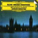 作曲家名: A行 - Elgar エルガー / エニグマ変奏曲、Etc バーンスタイン / BBC交響楽団 輸入盤 【CD】