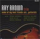藝人名: R - Ray Brown レイブラウン / Some Of My Best Friends Are...guitarists 輸入盤 【CD】