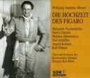 【送料無料】 Mozart モーツァルト / 『フィガロの結婚』全曲(ドイツ語) ベーム&シュトゥットガルト帝国放送管、シェフラー、チェボターリ、他(1938 モノラル)(2CD) 輸入盤 【CD】