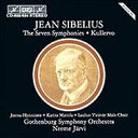 Composer: Sa Line - 【送料無料】 Sibelius シベリウス / 交響曲全集(第1〜7番、クレルヴォ交響曲) ネーメ・ヤルヴィ&エーテボリ響 輸入盤 【CD】