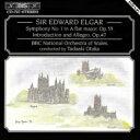 作曲家名: A行 - 【送料無料】 Elgar エルガー / Sym.1, Etc: 尾高忠明 / Bbc National.o Of Wales 輸入盤 【CD】