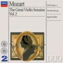 作曲家名: Ma行 - Mozart モーツァルト / ヴァイオリン・ソナタ集Vol.2 シェリング(vn)、ヘブラー(p)(2CD) 輸入盤 【CD】