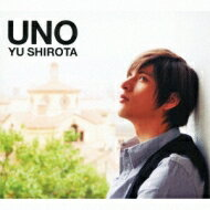 【送料無料】 <strong>城田優</strong> シロタユウ / UNO (CD+豪華写真集)【初回限定盤】 【CD】
