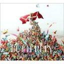 【送料無料】 L'Arc〜en〜Ciel ラルクアンシエル / BUTTERFLY (2CD+DVD)【完全生産限