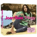 Artist Name: J - Joan Baez ジョーンバエズ / Trilogy 輸入盤 【CD】